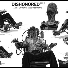 The creepy art and screens of Dishonored: The Brigmore Witches