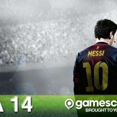 Gamescom 2013 – FIFA 14