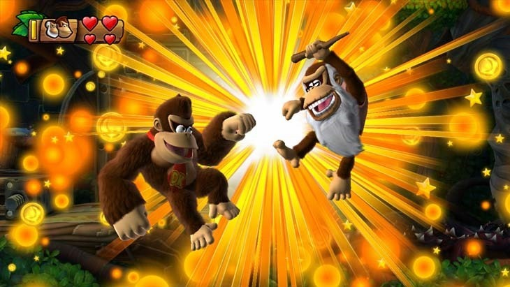 Donkey Kong Country - Tropical Freeze (8)