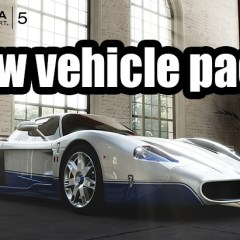 Forza 5 gets vehicle pack February 4th