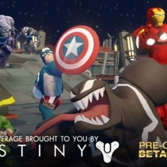 E3 2014 – Talking, looking and playing with Disney Infinity 2.0