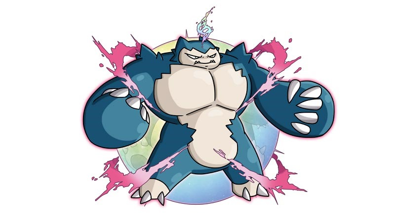Mega Snorlax confirmed..in my dreams