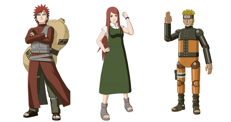Revolution characters (2)