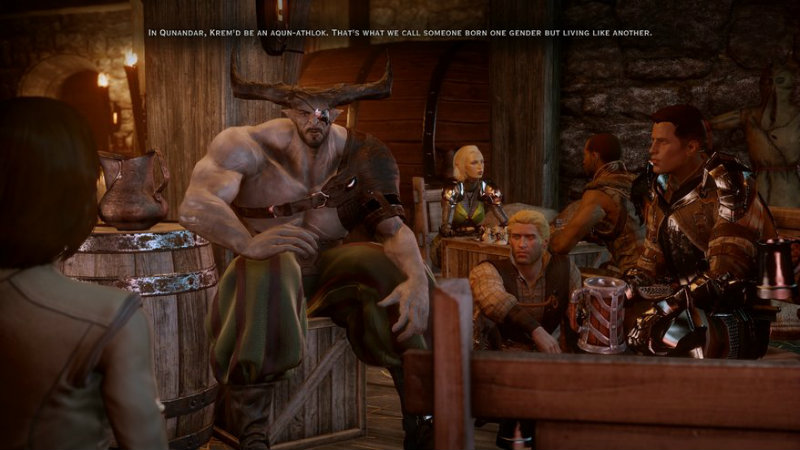 how to meet sera dragon age