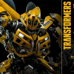 There's more than meets the eye to this Bumblebee Transfomer replica
