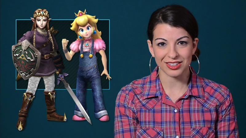 How did Feminist Frequency spend thier money?