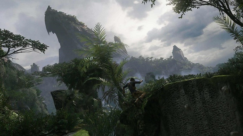 Uncharted 4 screens