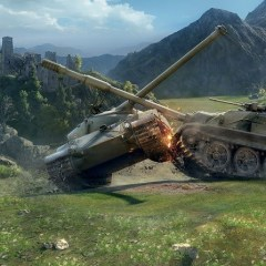 World of Tanks rolling onto Xbox One