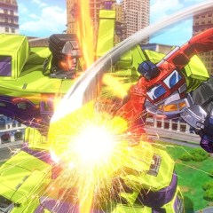 E3 2015 – Transformers: Devastation is pure old school fun and action
