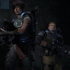 Gears of War 4 might launch a little earlier than the holidays