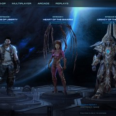 StarCraft II is getting an overhauled user interface with patch 3.0