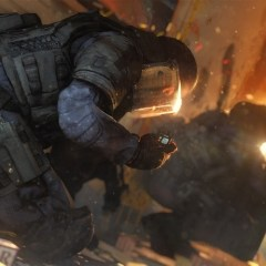 Rainbow Six Siege is packed full with Nvidia Gameworks