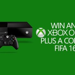 Reminder: We're giving away an Xbox One!