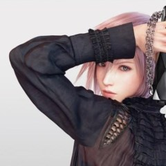 All the highlights of the Luis Vuitton interview with Final Fantasy's Lightning