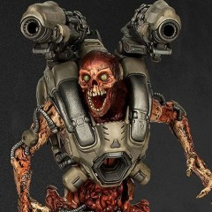 The DOOM collector's edition is demonic