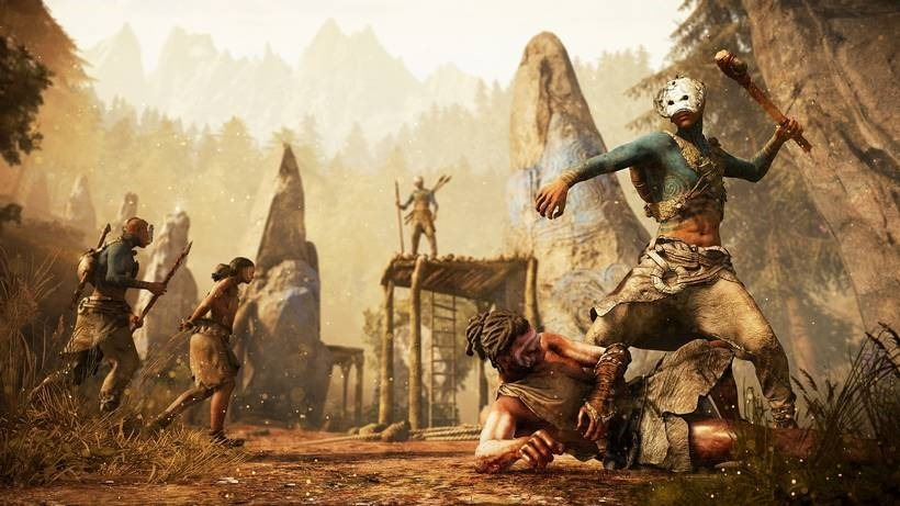 Far Cry: Primal's pre-order DLC missions detailed