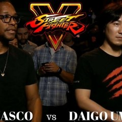 Did you hear? A rapper beat one of Street Fighter's most famous players