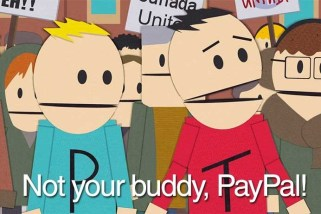 PayPal blocks UnoTelly payments