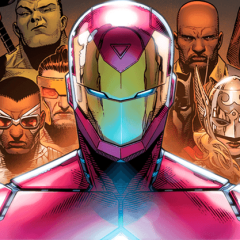 The opposing teams for Marvel's Civil War II series have been revealed