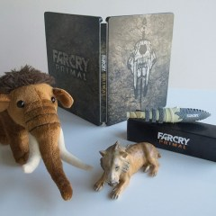 Here's the winner of the Far Cry Primal PC hamper