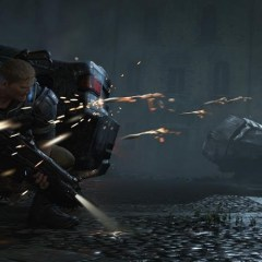 "Turn on the lights, because Gears of War 4 will have a ""darker tone"""