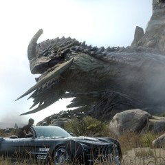 Final Fantasy XV isn't a traditional open-world