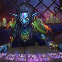 Watch us open up a whack of Hearthstone's Whispers of the Old Gods card packs