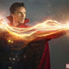 The first trailer for Doctor Strange is here!