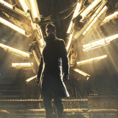 Here's the latest mechanical apartheid trailer for Deus Ex: Mankind Divided