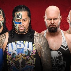All the matches happening at WWE Extreme Rules this Sunday