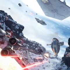 EA preparing annual Star Wars game launches, starting with a Battlefront sequel in 2017