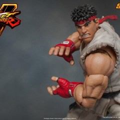 Hot Toys – Street Fighter V Ryu 1/12 Scale Figure