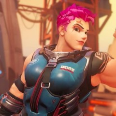 Korea's best Zarya was accused, and cleared of Overwatch hacking