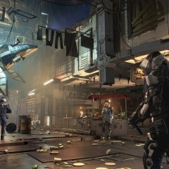 Deus Ex: Mankind Divided is fixing one of the biggest issues with Human Revolution