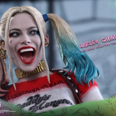 Don't forget, these Suicide Squad figures are the bad guys