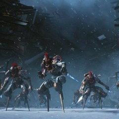 Destiny Rise of Iron's Archon's Forge arena is a new take on horde mode