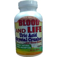 Blood and Life Uric Acid Crystal Crusher