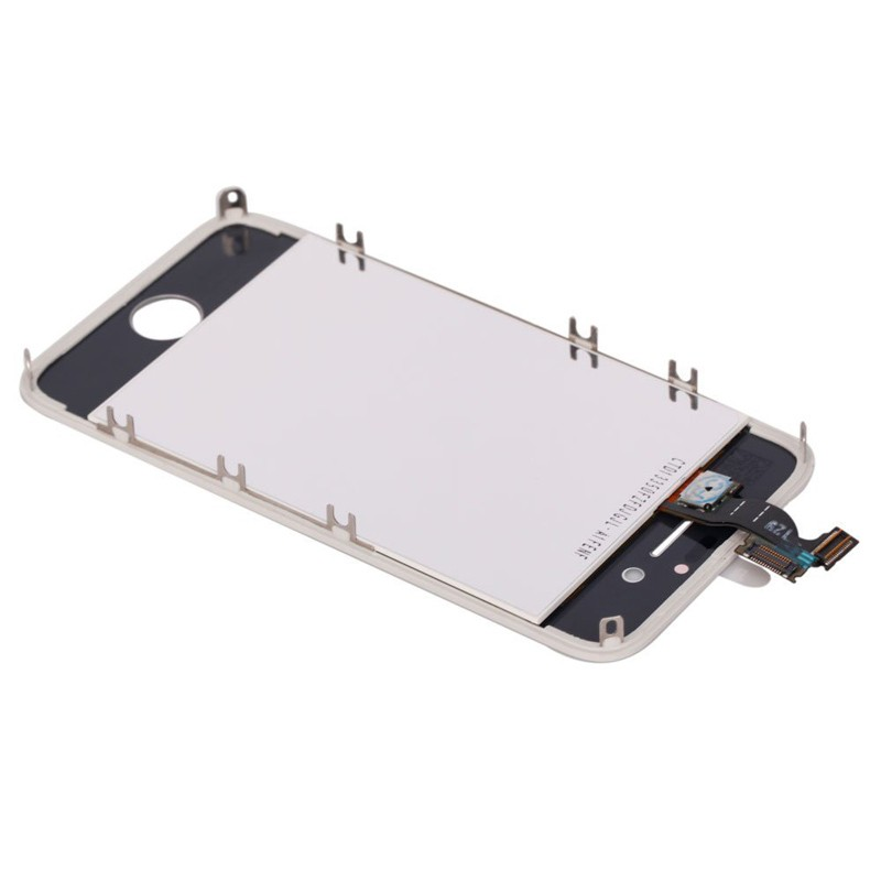 For iphone 4 4G with Touch Screen Digitizer Assembly Replacement Parts White/Black