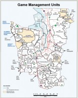 Washington State GMU Map
