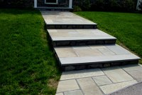 Stone Steps | Landesign Hardscapes and Masonry