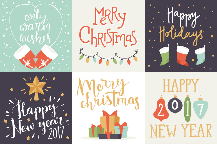 Where To Find Free Printable Christmas Card Templates \u2013 Printer