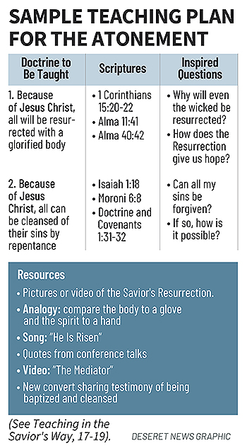 How Can We Help Our Youth Teach in the Savior\u0027s Way? - Church News