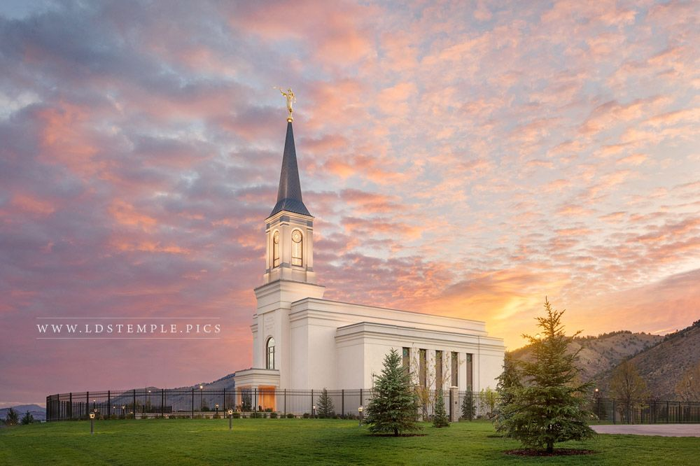 Paul George Wallpaper Hd Star Valley Temple The Morning Breaks Lds Temple Pictures