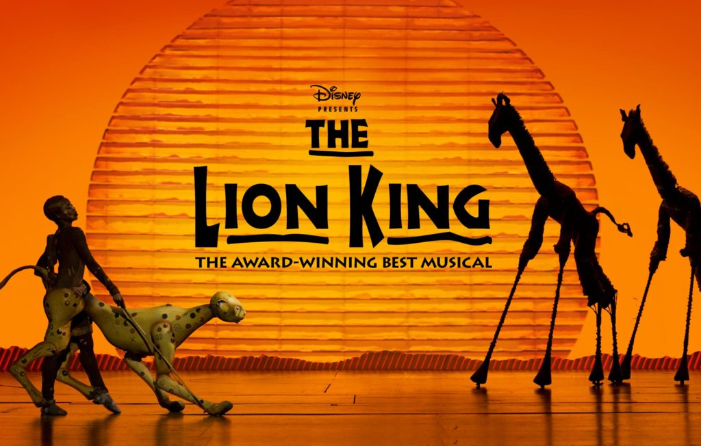 what theatre is the lion king in nyc
