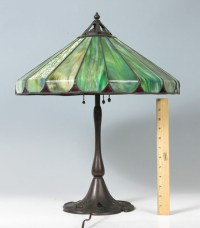 Handel Panel Table lamp