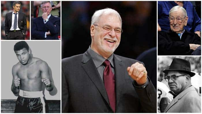 Sports Leadership Profiles Biographies and Leadership Lessons