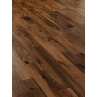 Wood+ Flooring Engineered Walnut Rustic 14/4x127mm ...