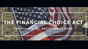 Financial CHOICE Act