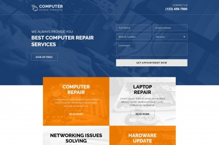 Best Responsive WordPress Landing Page Templates (2019)