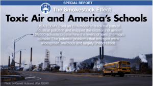 USA TODAY REPORT America's Most Toxic Schools